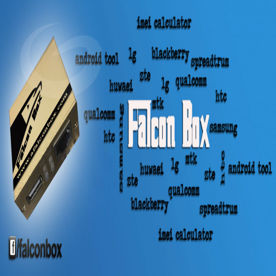 Falcon Box / Falcon Box - mobile phones repair software tool for HTC