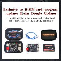 R-SIM card program updater For 12+|14|15 R-sim Dongle Updater