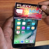 FLAYY SIM MINI 7 V3 OEM iOS 12 Supported